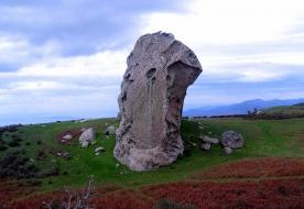 Trekking - archäologische Besichtigung