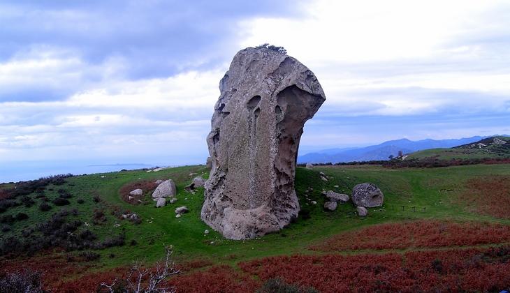 Trekking archäologische Besichtigung Natur und Landschaft Siziliens