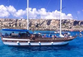 Bootsurlaub Urlaub in Sizilien - Schnorcheln Sizilien