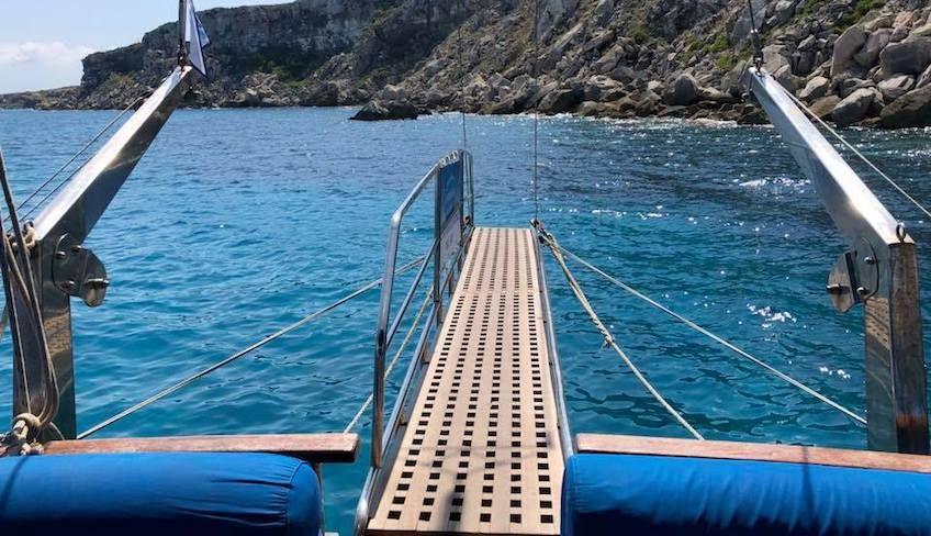 Ägadische Inseln Bootstrip -