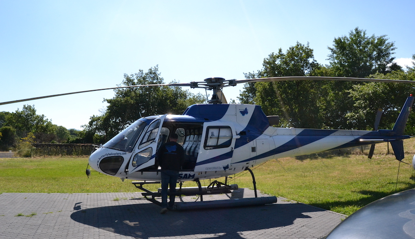 Helikopter Tour Sizilien Sportschule Sizilien Extremsport Ätna Sizilien