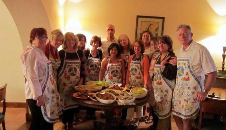 Kochen mit dem Chef - Kochschule