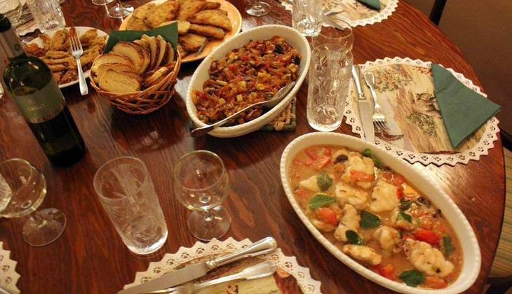Show sizilianischer Küche kulinarisches Event sizilianische Rezepte Palermo
