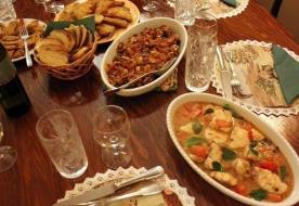 Show sizilianischer Küche - kulinarisches Event