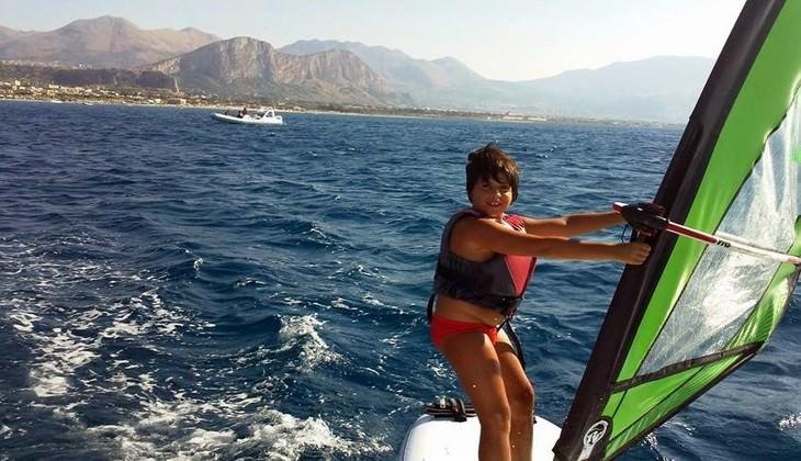 Windsurfkurse Italien - Windsurfing Spot