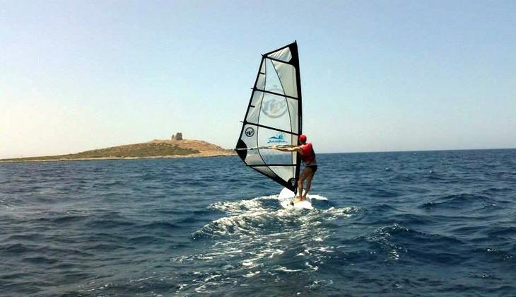 Verleih Windsurf Sizilien Angebote Windsurf Reise nach Sizilien