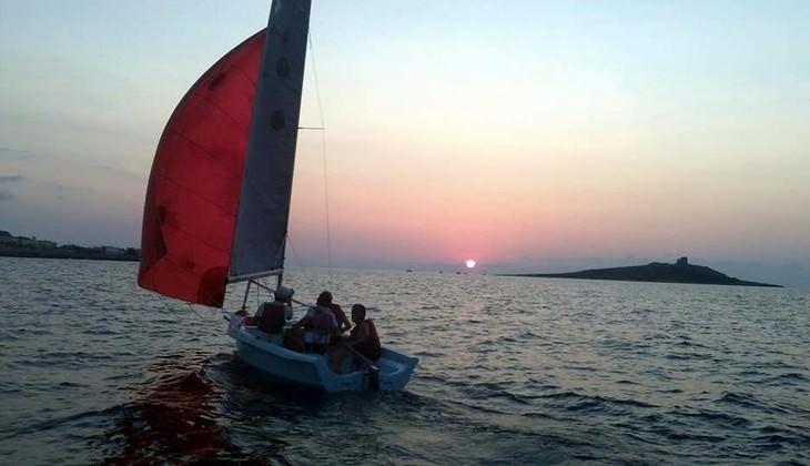 Vermietung Segelboot -