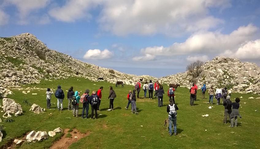Urlaub in der Natur in Sizilien - Nebrodi Park