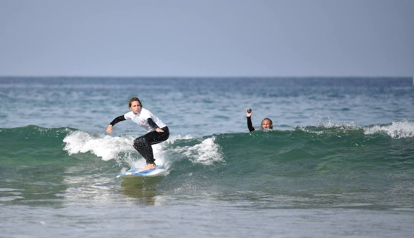 kleiner Surfkurs Sizilien Wassersport Sizilien Meer Sizilien Wasser