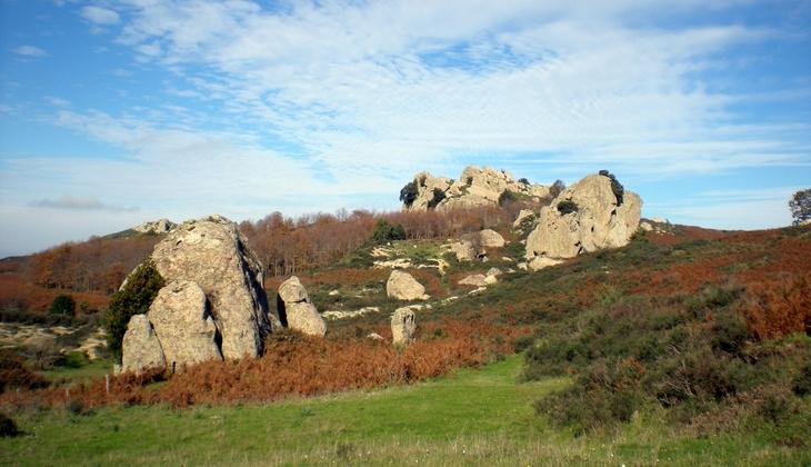 Trekking sizilianische Natur und Geschichte Routen Sizilien Park Nebrodi
