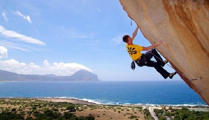 Klettern Sizilien Kletterschule Kletterguide Sizilien geführt