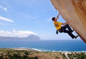 Klettern Sizilien - Kletterschule