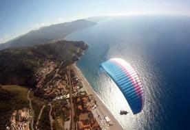 Gleitschirmflug Sizilien - Outdooraktivitäten Sizilien