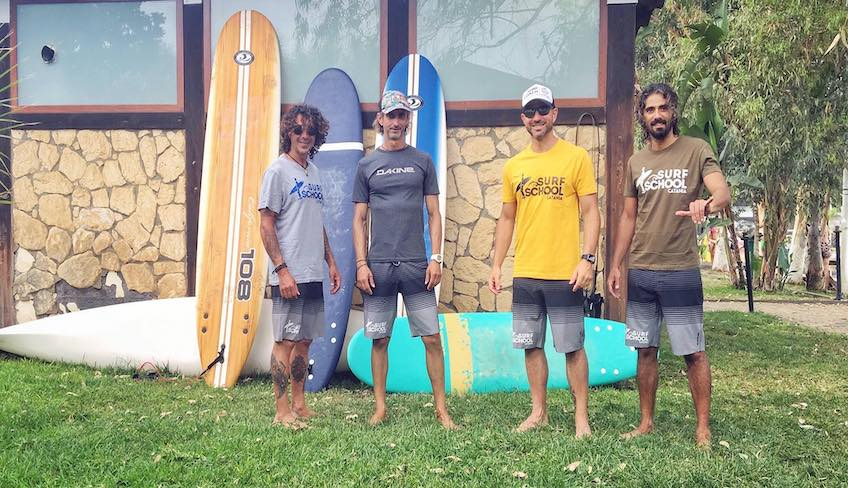 Surf-Verleih Sizilien Sportschule Sizilien Surfbretter Sizilien