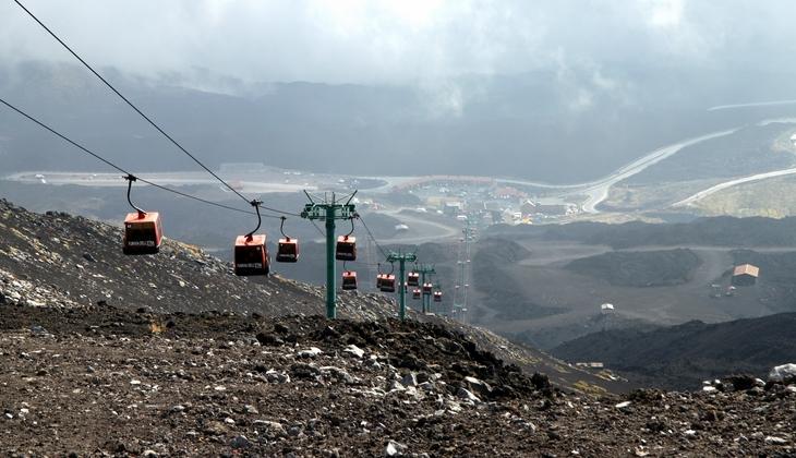 Trekking Ätna Besichtigung Krater Ätna Organisierte Tour Ätna Vulkan