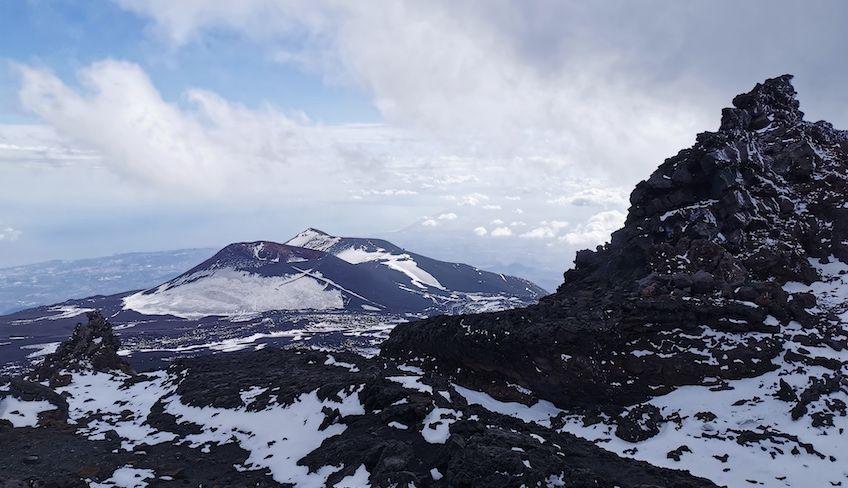 Trekking Ätna - Besichtigung Krater Ätna