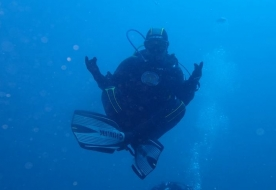 die besten Tauchgänge Siziliens - Diving