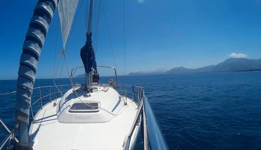 Hiking Palermo - Erlebnis auf dem Boot