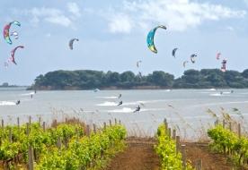 Kitesurf für Anfänger - Kitesurfen lernen