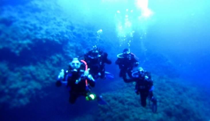 Diving Sizilien - Sportaktivitäten in Sizilien