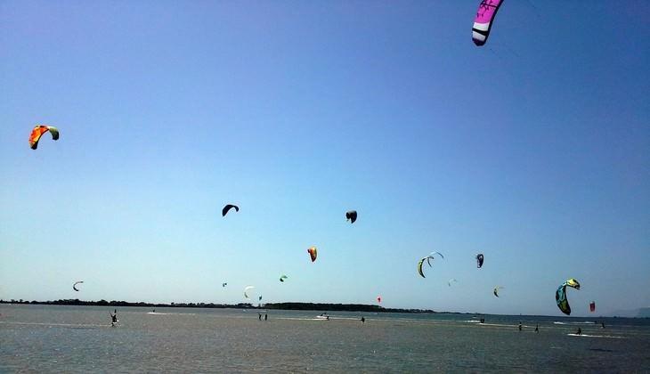 Kitesurfunterricht - Kosten Kitesurfkurs