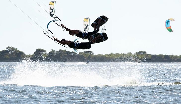 Kitesurfunterricht Kosten Kitesurfkurs Kitesurf Stagnone