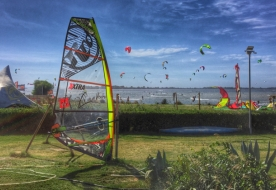 Sport & Abenteuer Urlaub in Sizilien - Windsurf Italien