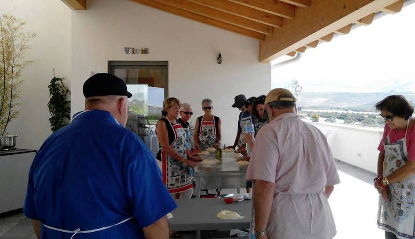 Typisch sizilianische Küche - Kochkurs