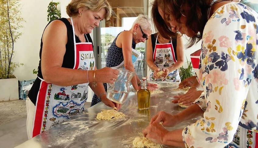 Typisch sizilianische Küche Kochkurs Sizilianischer Kochkurs Agrigento