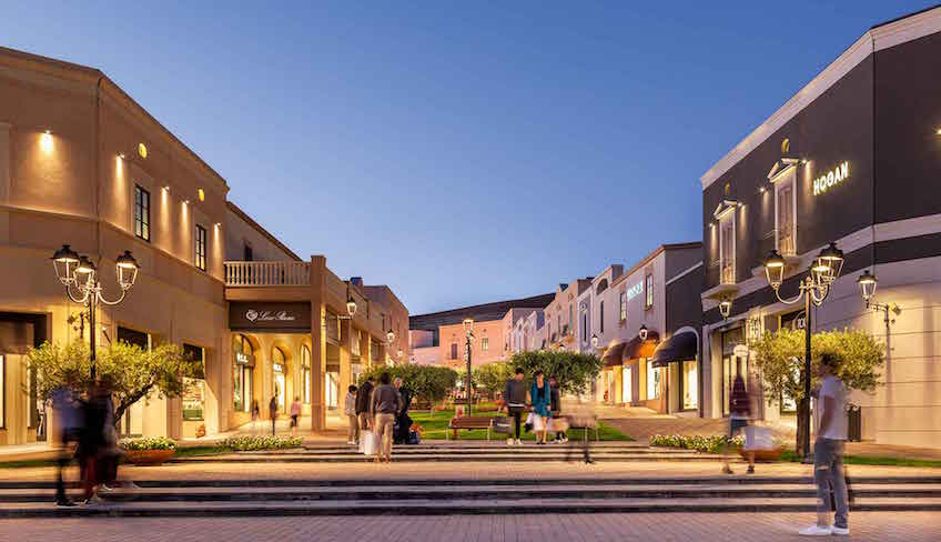 Sizilien Outlet Village Sizilien Fashion Village Outlet Sizilien