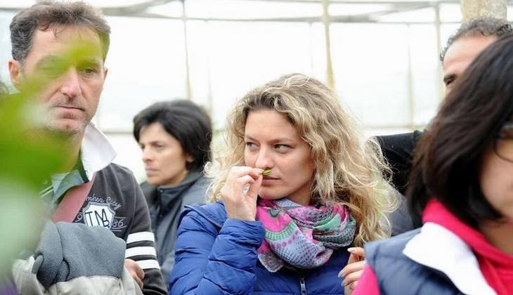 Parcours der Sinne - Verkostung Sizilien