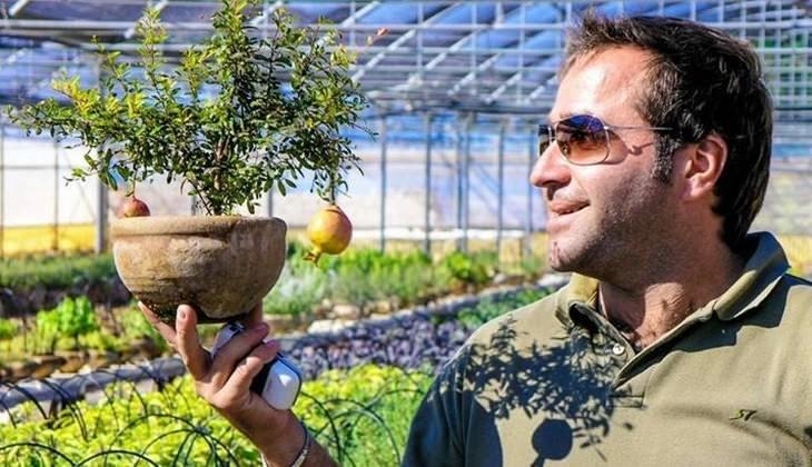 Aromatische Gräser in der Küche - Parcours der Geruchssinne