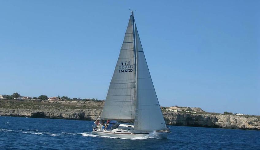 Segelkurs Segeln lernen Wie man ein Boot segelt Syrakus