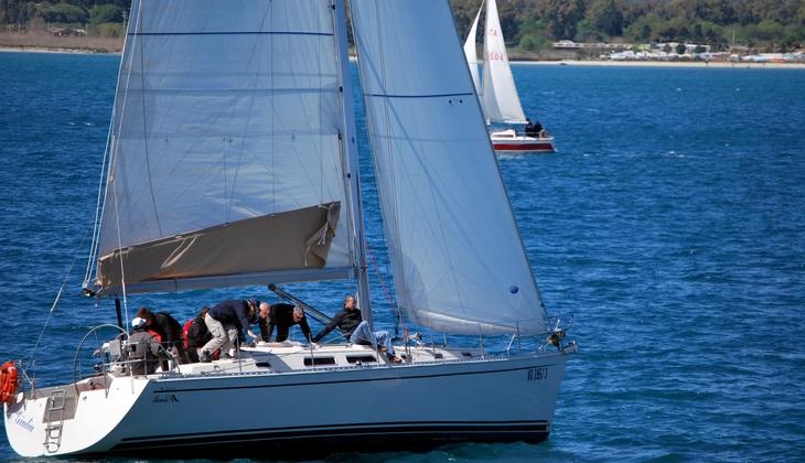 Kreuzfahrt im Mittelmeer Segelführerschein Segelkurs Syrakus