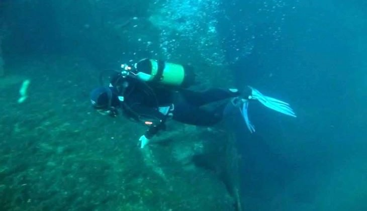 Open Water Diver - Divemaster