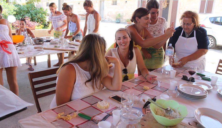 Kochkurs in Sizilien -