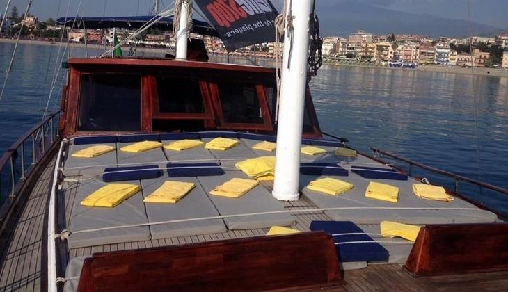 Urlaub auf einem Caicco - Taormina besuchen