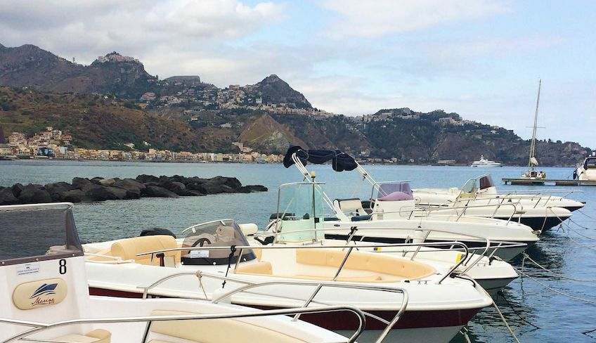 Bootsurlaub Urlaub in Sizilien - Wandern Taormina