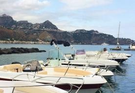 Wandern Taormina - Taormina Bootstrip