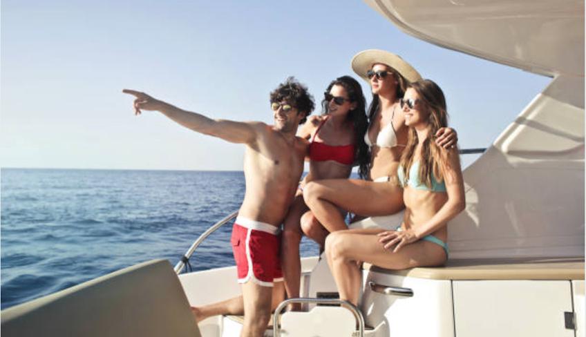 Bootsurlaub Urlaub in Sizilien - Fahrt nach Palermo