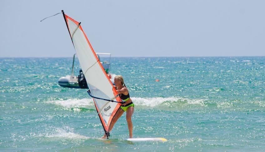 Sport & Abenteuer Urlaub in Sizilien - Windsurf Ragusa