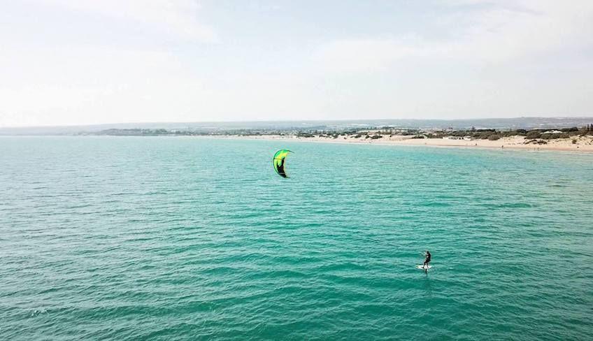 Besuche Ragusa - Kitesurfschule