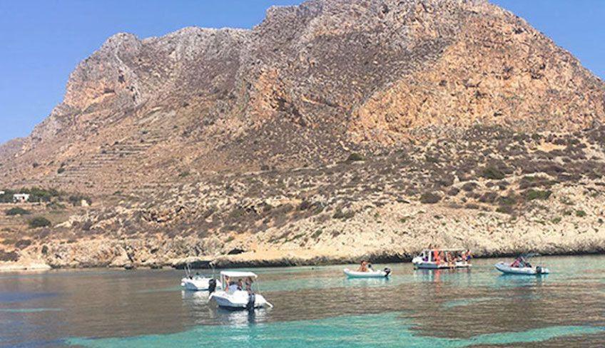 Fahrt Marsala - Leihe ein Boot für einen Tag