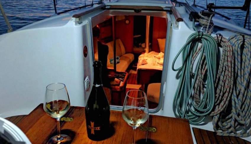 Bootsurlaub Urlaub in Sizilien - Fahrt zu den Ägadischen Inseln