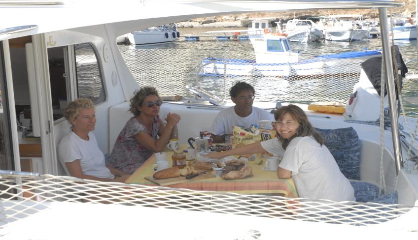 Bootsurlaub Urlaub in Sizilien - Yachtverleih