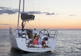 Ägaidsche Inseln Sizilien - Ägadische Inseln Segelschiff