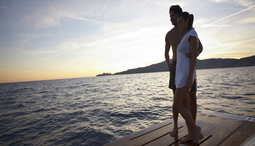 Bootstour Äolische Inseln