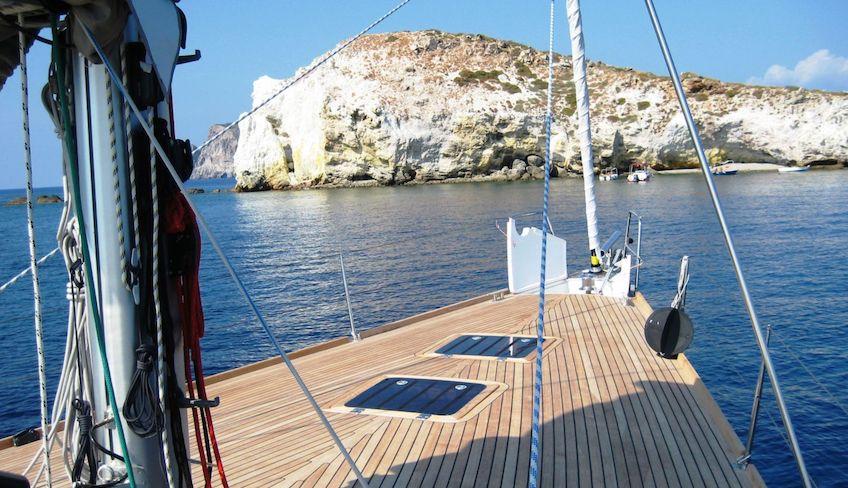 Urlaub in Sizilien - Katamaran ab Milazzo