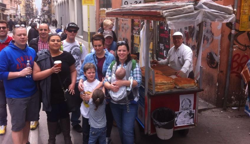 Street Food Palermo Street Food gastronomische Tour Palermo