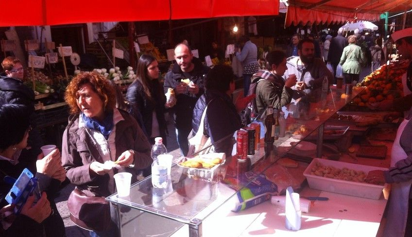 Street Food Palermo - Street Food